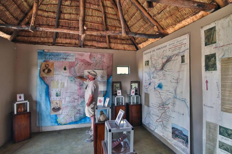 Livingstone Museum, Caprivi, Namibia