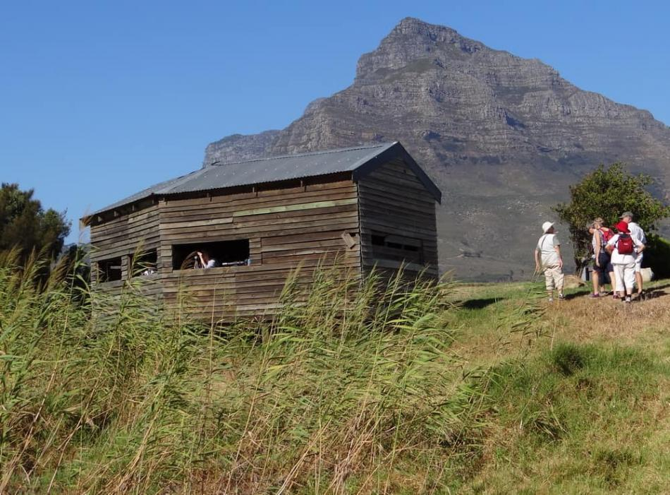 River Club Bird Hide, Cape Town
