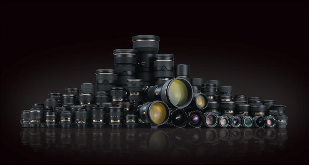 Nikon-Lineup